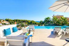 Villa en Benissa - Graham Holiday Rentals - Del Sol