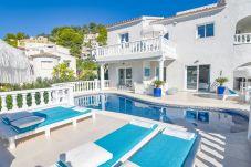 Villa in Benissa - Graham Holiday Rentals - Monte
