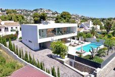 Villa in Moraira - Graham Holiday Rentals - Flamingo