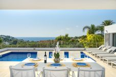 Villa in Benissa - Graham Holiday Rentals - Baladrar