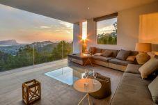 Villa in Moraira - Graham Holiday Rentals - Moraira Breeze