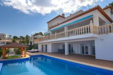 Villa à Moraira - Graham Holiday Rentals - Aguila